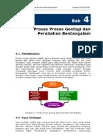 Bab-4 Proses Proses Geologi