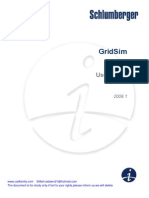 Eclipse Gridsim_User Guide