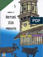 Festes Sant Antoni 2011 Moncofa