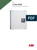 2GCS217013A0070_Manual Power Quality Filter PQFS