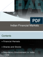 Indian Financial Markets