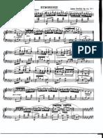 Humoreske - Dvorak - Piano