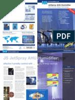 JetSpray AHU Brochure 04 English (429Kb)