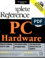 Pchardware Complete Reference