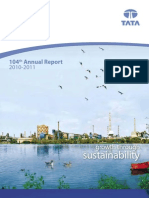 Tata Steel Annual Report 2010 11