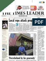 Times Leader 10-08-2011