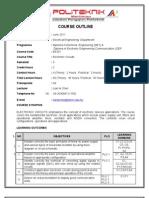 Course Outline Jun2011