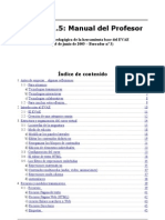 Manual Professor 4