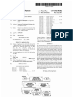 Integrated technology money transfer system (US patent 7912786)