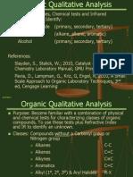 organicqualanalysis