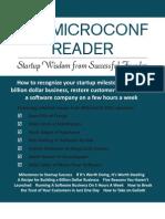 Microconf Reader