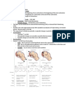 160 OB Fetal Monitoring Strip Information 4pgs