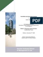 OB - Trend Micro Case Study Analysis - Steffen Pietsch