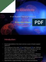 54f7Acute Appendicitis