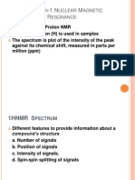 Expt 11 NMR (Part 2)