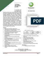 NCP6153_Data Sheet  rev0_08212011