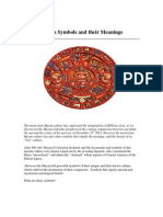 Mayan Symbols and Their Meanings