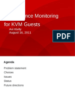 Kvm Forum 2011 Performance Monitoring