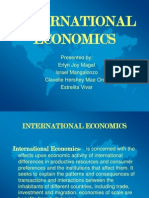 Ppt in Economics (International Eco) (1)