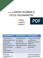 Exp9 Cyclic Voltam