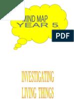 3 Mind Map Year 5