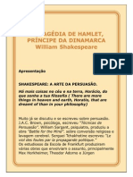 William Shakespeare - A Tragédia de Hamlet, Príncipe da Dinamarca