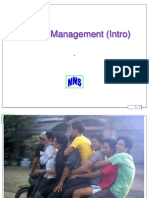 Project Management (MMS) 2010
