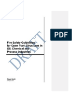 FSB Guidelines Open Plant Structures in Oil Chem and Process Industries