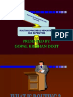 Routing_ppt by Gopal k. Dixit