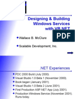 Building Windows Services in VB