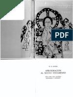 Introducción al Nuevo Testamento W.D. Davies