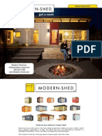 Modern-Shed Spring Summer Catalog USA