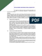 Urbanismo Instalaciones San It Arias Para Acueductos Capitulo u.4
