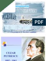 Fram, Ursul Polar de Cezar Petrescu