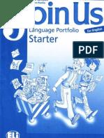Join Us Starter Language Portfolio