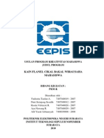 Proposal Pkmk Flanel