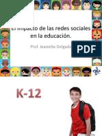 Redes Sociales y la Educación participación en SMCPR
