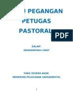 Gereja-sakramen Buku Pegangan