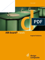 Catalog Placi Compozite Din Policarbonat-AIR-Board