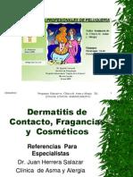 Dermatitis de La Peluqueras