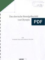 Vida, T. und Völling, Th. - Das slawische Brandgräberfeld von Olympia
