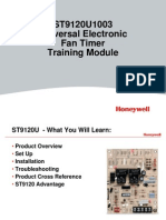 ST9120 Fan Timer Training Module