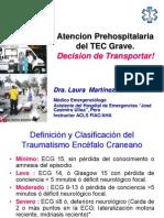 Atención Prehospitalaria TEC PH
