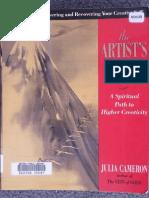 The Artists Way_Julia Cameron
