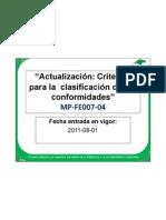 criteriosClasificacionNoconformidaddes