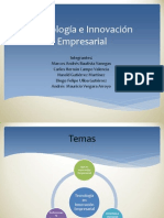 Tecnologia e Innovacion rial en PDF