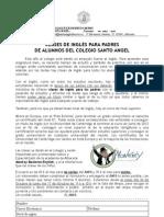 Clases Padres AMPA (Con Formula Rio)