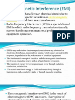 Electromagnetic Interference Ppt