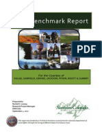 NWCCOGS Benchmark Report 2011