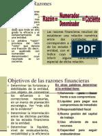 Analisis de Razones 25-04-2009
